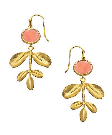Alvina Abramova earrings