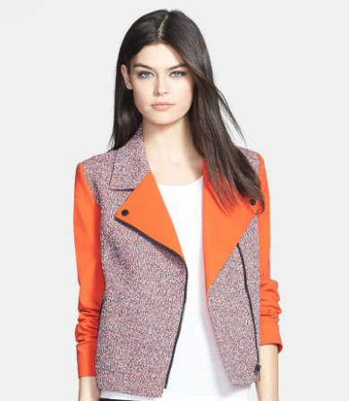 Classiques Entier Carlotta Tweed & Ponte Jacket
