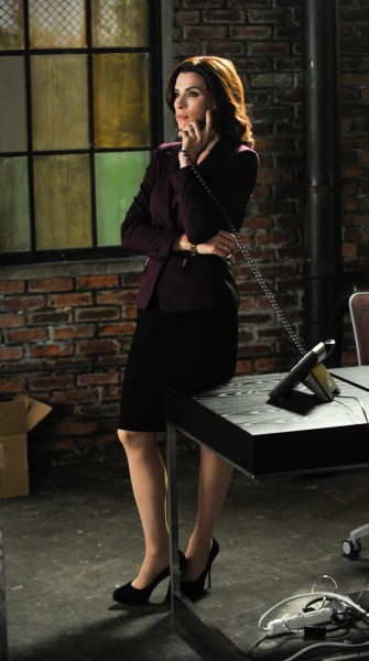 the good wife work style on a budget
