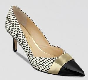 Ivanka Trump Heel
