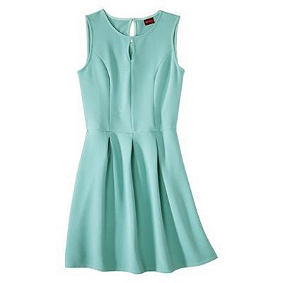 Merona mint green dress