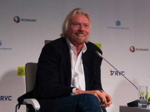 Richard Branson Virgin CEO Career Advice