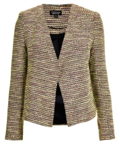 Top Shop Boucle Jacket